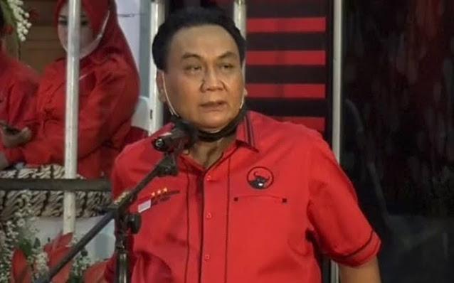 PDIP Persilakan Ganjar 'Angkat Kaki' Jika Dipinang Partai Lain di Pilpres 2024