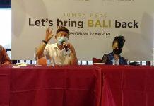 GIPI Dorong Work From Bali, Upaya Bersama untuk Selamatkan Ribuan Pekerja Pariwisata