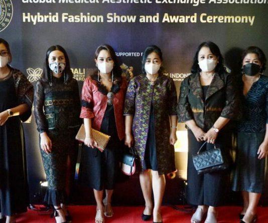 Kota Denpasar Jadi Tuan Rumah Gmaea Hybrid Fashion Show Dan Award Ceremony 2021