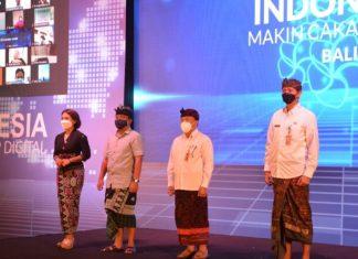 Kemen Kominfo Jadikan Kota Denpasar Peluncuran Literasi Digital Nasional