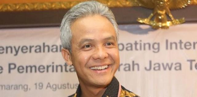 Hasil Survei Puspoll, Ganjar Pranowo Kangkangi Puan Maharani