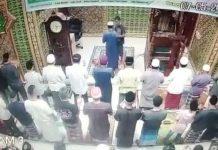 Imam Masjid Ditampar Saat Khusyuk Imami Shalat Subuh, Pelaku Alami Gangguan Jiwa
