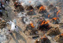 India Ampun-ampunan, Prediksi 1 Juta Warga Meninggal di Mana-mana