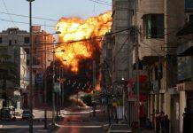 Serangan Israel Blokir Akses Jalan Ke RS Gaza, Korban Terus Berguguran