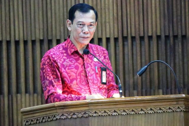 Pemprov Buka Seleksi Anggota KPPAD Bali