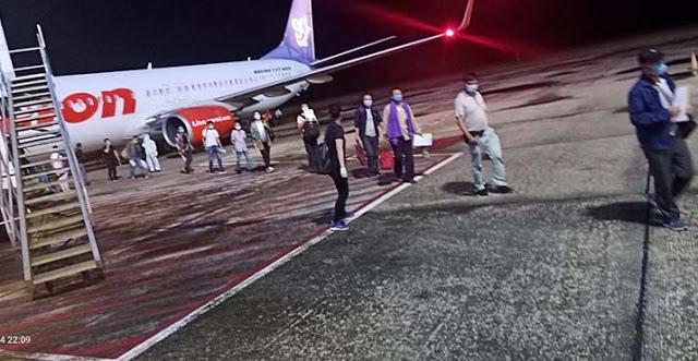 Lion Air Buka Penerbangan Wuhan-Jakarta untuk TKA Cina, Kemenhub: Memenuhi Syarat