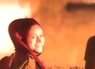 Viral! Mariam Afifi, Gadis Palestina Tersenyum Saat Ditangkap Tentara Israel
