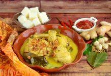 Resep Opor Ayam Ketupat, Masakan Khas Lebaran Yang Paling Legenda