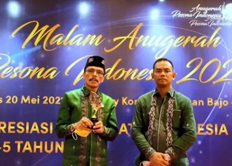 Kampung Binaan Muhammadiyah Sumbar Raih Anugrah Pesona Indonesia 2020
