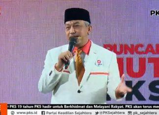 Syaikhu Sebut Yang Tak Mau Koalisi dengan PKS Silakan
