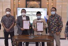 Dorong Pemberdayaan Ummat, Pegadaian Gandeng Pemuda Muhammadiyah
