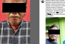 Pria Paru Baya di Kepri Ditangkap Gegara Bikin Cuitan Hina Jokowi