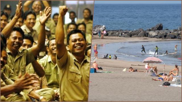 Pulihkan Perekonomian, Pemerintah akan Kirim 25% ASN untuk Bekerja dari Bali