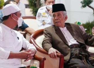 Innalillah, Ketua MUI Sulsel Sanusi Baco Meninggal Dunia
