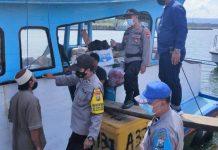 Pemudik Asal Madura Nekat Naik Kapal Nelayan dari Bali Ditangkap Polisi