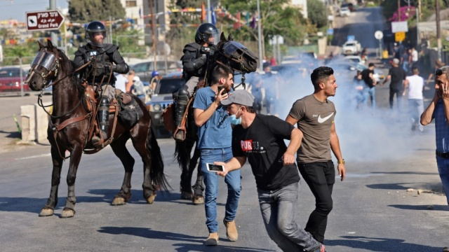 Kembali Memanas, Pasukan Israel Serang Puluhan Pengunjuk Rasa di Yerusalem