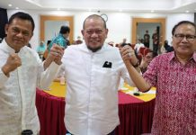 Rizal Ramli, Gatot Nurmantyo, Dan La Nyalla Bertemu, Apakah Ini Akan Jadi Poros Baru