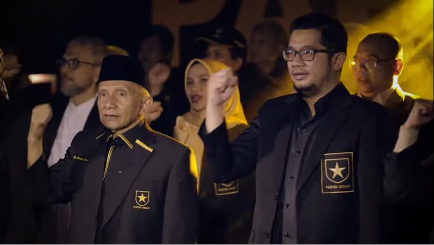 Survei: Elektabilitas Partai Ummat Salip PPP, Gelora Salip PBB