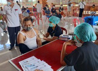 Hari Raya Idul Fitri, Pelaksanaan Vaksinasi Covid-19 Di Denpasar Dihentikan Selama Dua Hari