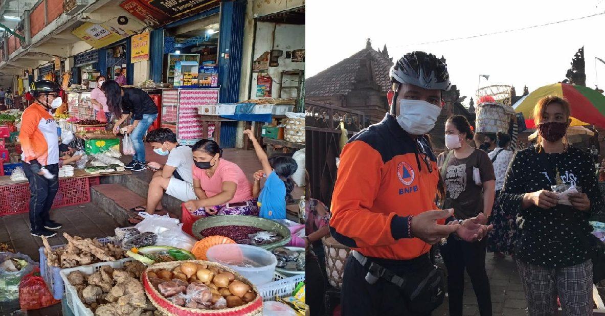 KPU Bali Gelar Gowes Bersama untuk Angkat Minat Pariwisata
