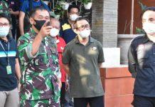 Walikota Jaya Negara Apresiasi Aksi Kebersihan Manggrove Komunitas Sungai Watch