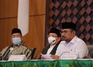 Resmi! Kemenag Batalkan Keberangkatan Jemaah Haji Tahun 2021