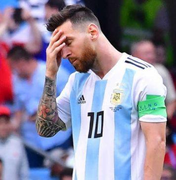 Messi Khawatir Terpapar Covid-19 Di Copa America