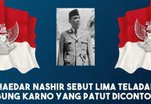 Muhammadiyah Sebut Lima Teladan Bung Karno yang Patut Dicontoh