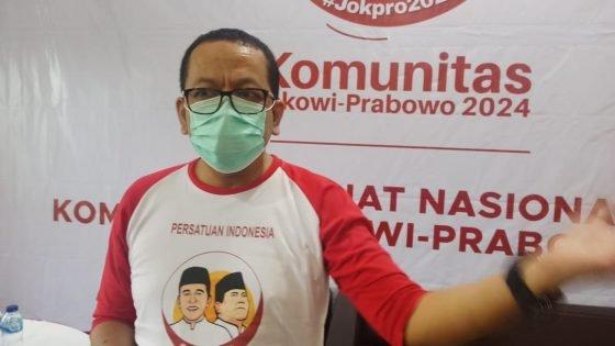 Qodari Dilaporkan ke Polisi karena Usulkan Jokowi Tiga Periode