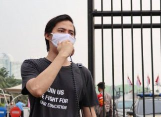 Sebut Jokowi #TheKingOfLipService, BEM UI: Banyak Perkataan Beliau Tidak Sesuai dengan Realita