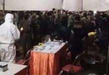 Video Warga Madura Rusak Pos Penyekatan Suramadu Sisi Surabaya Viral