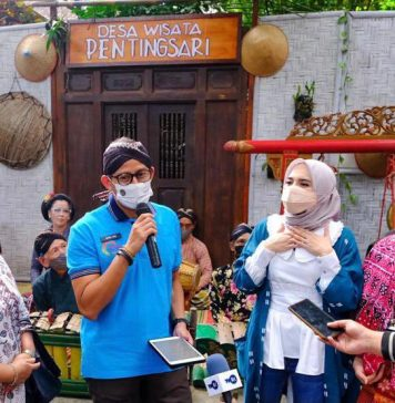 Menparekraf Ajak Seluruh Desa Wisata di Jogjakarta untuk Ikut Ajang ADWI 2021