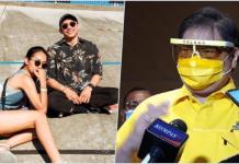 Viral, Unggahan Anak Menteri Airlangga Jadi Sorotan: Kalian Pakai Masker untuk Siapa