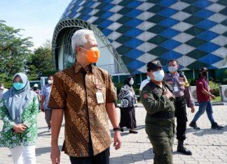 Ganjar Pranowo: Terimakasih Persyarikatan Muhammadiyah