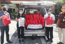 Pemkot Denpasar Salurkan 5.018 Paket Sembako Bagi Masyarakat Yang Jalani Isoman