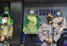 Percepat Vaksinasi Covid-19, Kapolri Minta Para Kapolda Gandeng Muhammadiyah