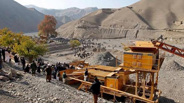 Fantastis! Diam-Diam Afghanistan Punya Harta Karun Rp43.500 T