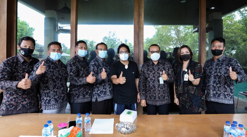 Bupati Badung Dukung Program Tri Dharma Universitas PGRI Mahadewa Indonesia
