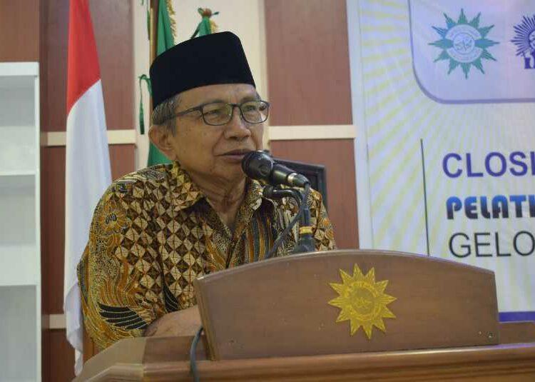 Dahlan Rais: Di Muhammadiyah, Tiada Hari Tanpa Peresmian Gedung
