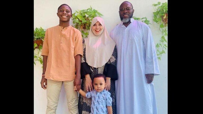 Meski Beda Agama, Jacksen F Tiago Dukung Putranya Jadi Hafiz Qur'an