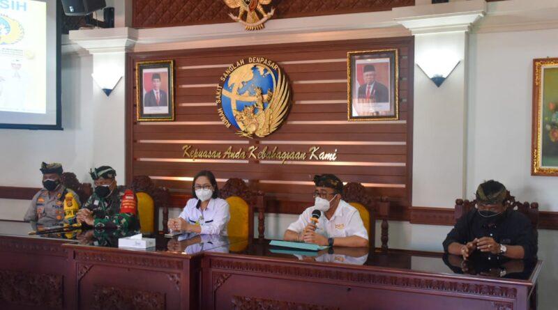 Walikota Jaya Negara Bersama Forkopimda Tinjau Rs Rujukan Covid-19