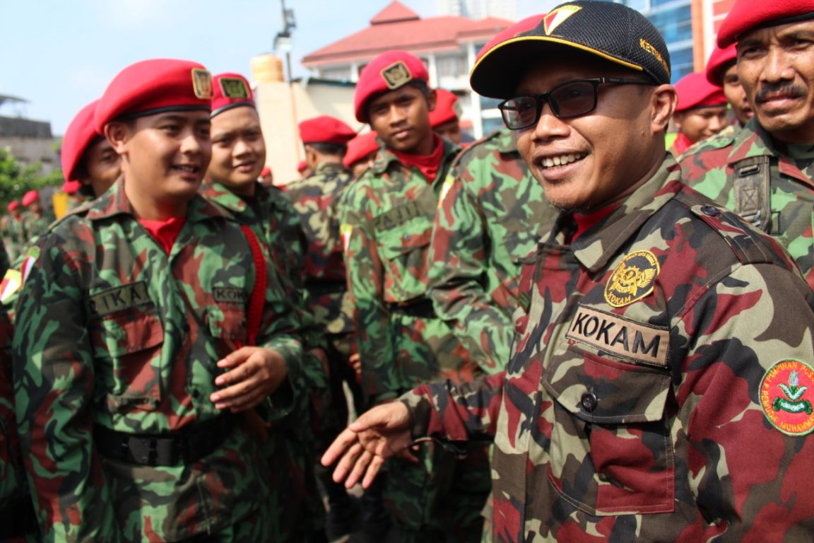 Sejarah Lahirnya KOKAM Pemuda Muhammadiyah