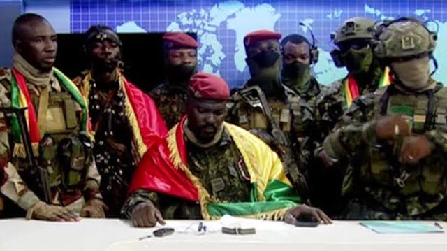Kudeta di Guinea, Militer Bubarkan Konstitusi