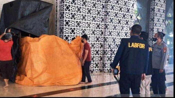 Polisi Tangkap Pembakar Mimbar Masjid di Makassar, Begini Motifnya