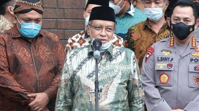 Said Aqil: Aparat Tembak Mati Ali Kalora Guna Lindungi Bangsa