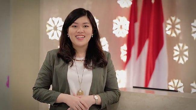 Profil Sharon Pengganti Menteri BUMN Erick Thohir Hari Ini