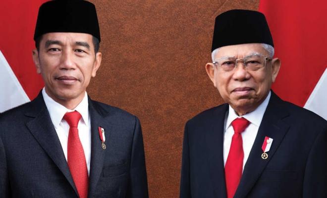 Survei Indikator: Kepuasan Publik Atas Kinerja Jokowi Dan Ma'ruf Amin Meningkat
